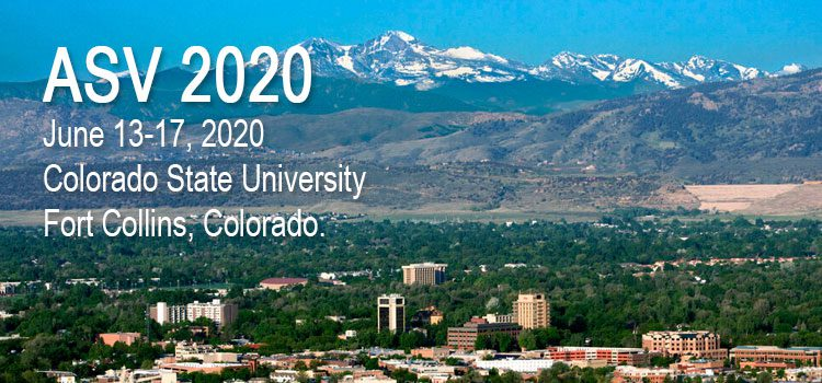The American Society of Virology's 39th annual meeting is being held at Colorado State University in Fort Collins, Colorado.