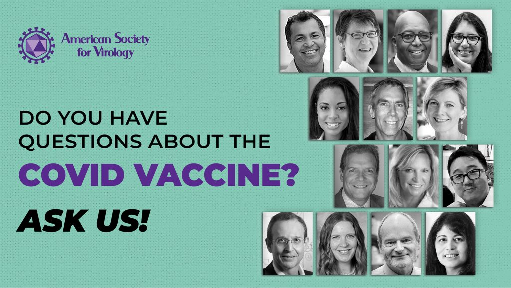 Do you have questions about the COVID vaccine? Ask a virologist!